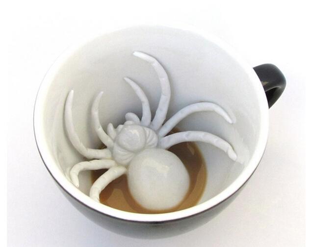 hidden animal mugs