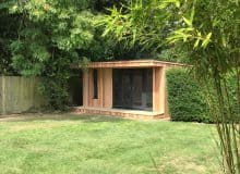 Small Garden summer house ideas