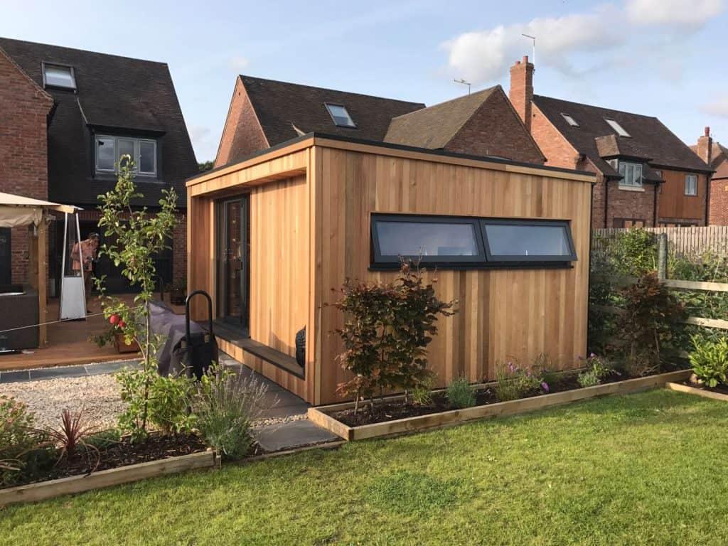 best Garden room, luxury and contemporary