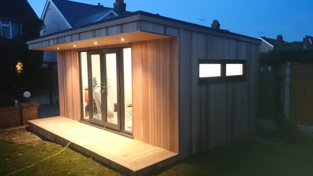 Light Your Garden Room