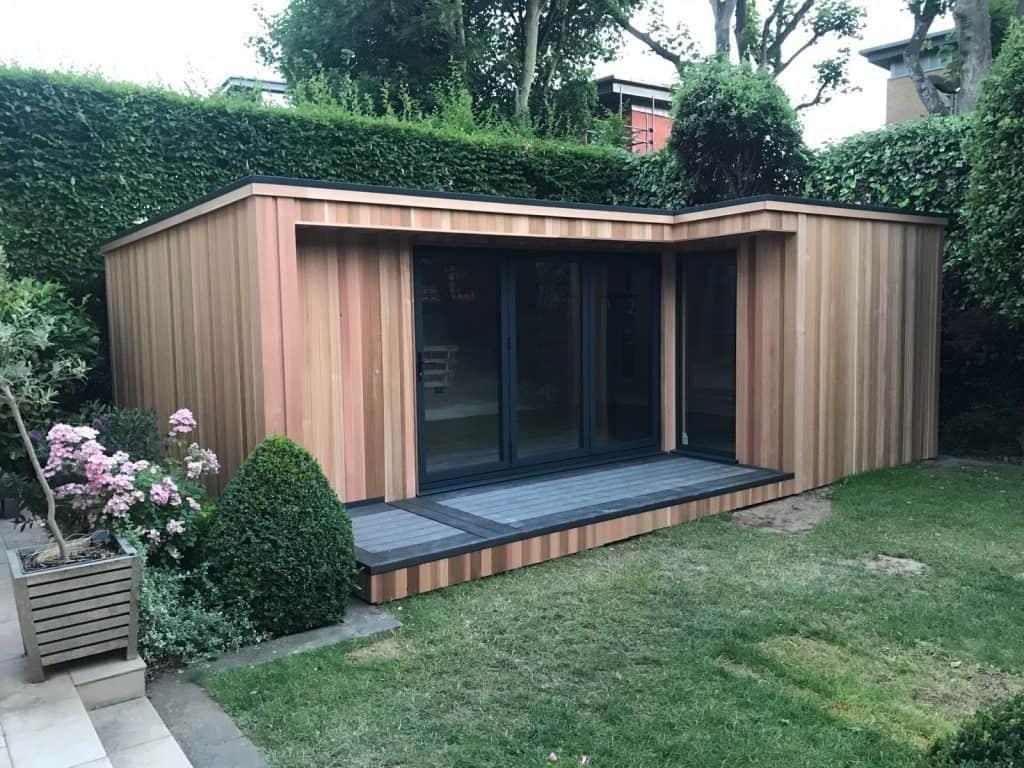 Your garden cabin gym
