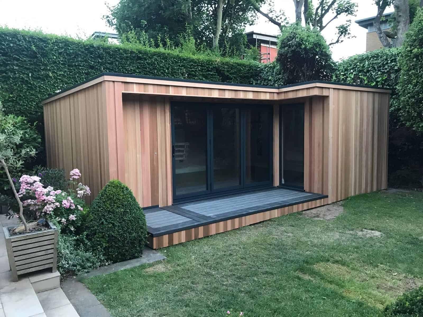 Your small garden cabin