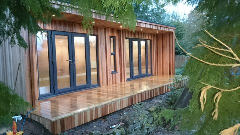 Cheap garden rooms - how they can save your sanity