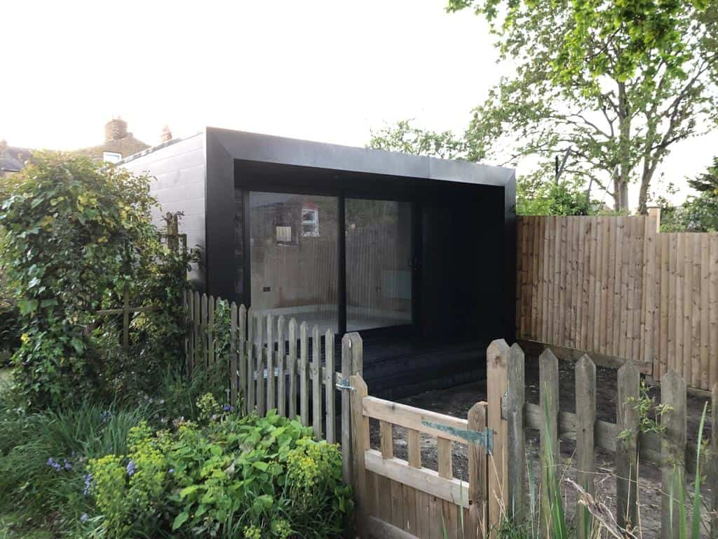 outdoor office pods