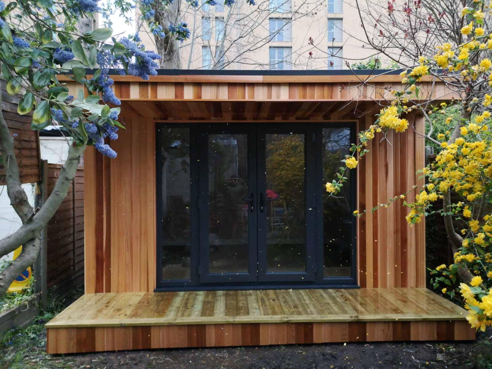 garden rooms have increased in popularity