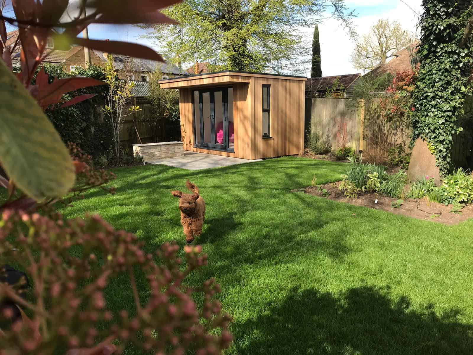 small garden rooms