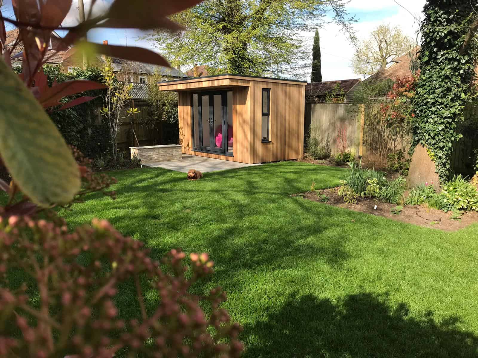 making the most of garden spaces