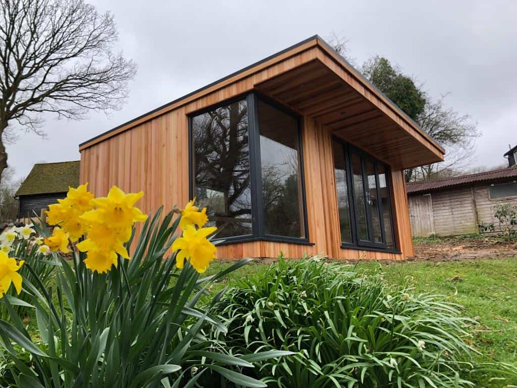 need extra space? Get a garden cabin
