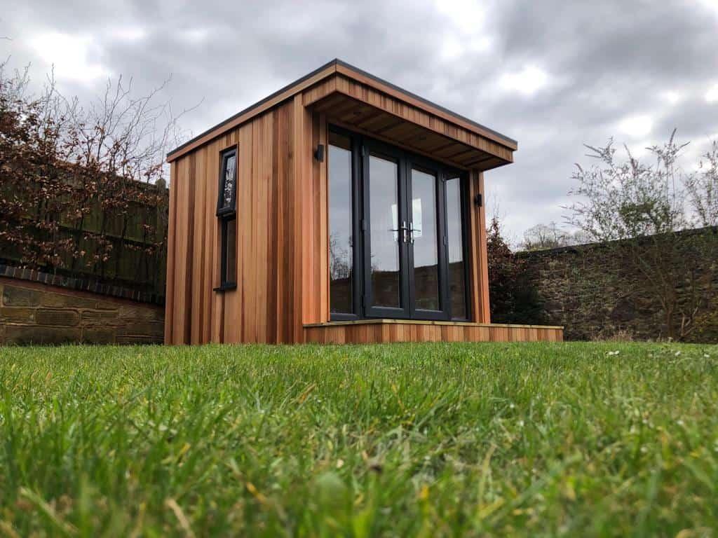 designing a garden room