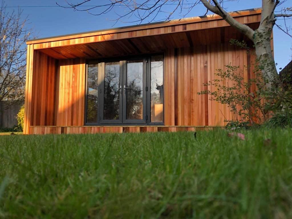garden lodges