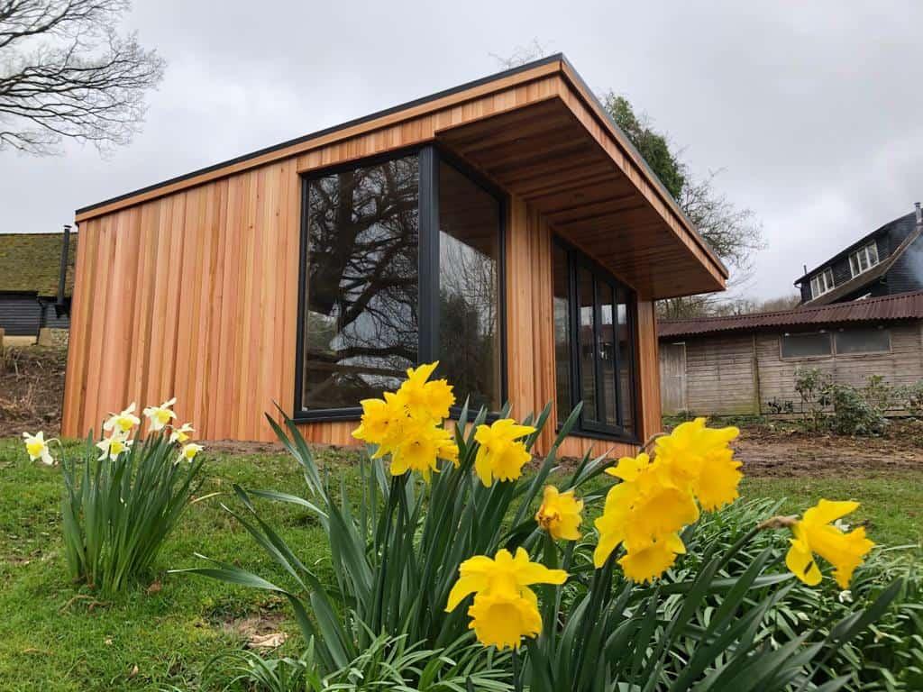summer garden rooms