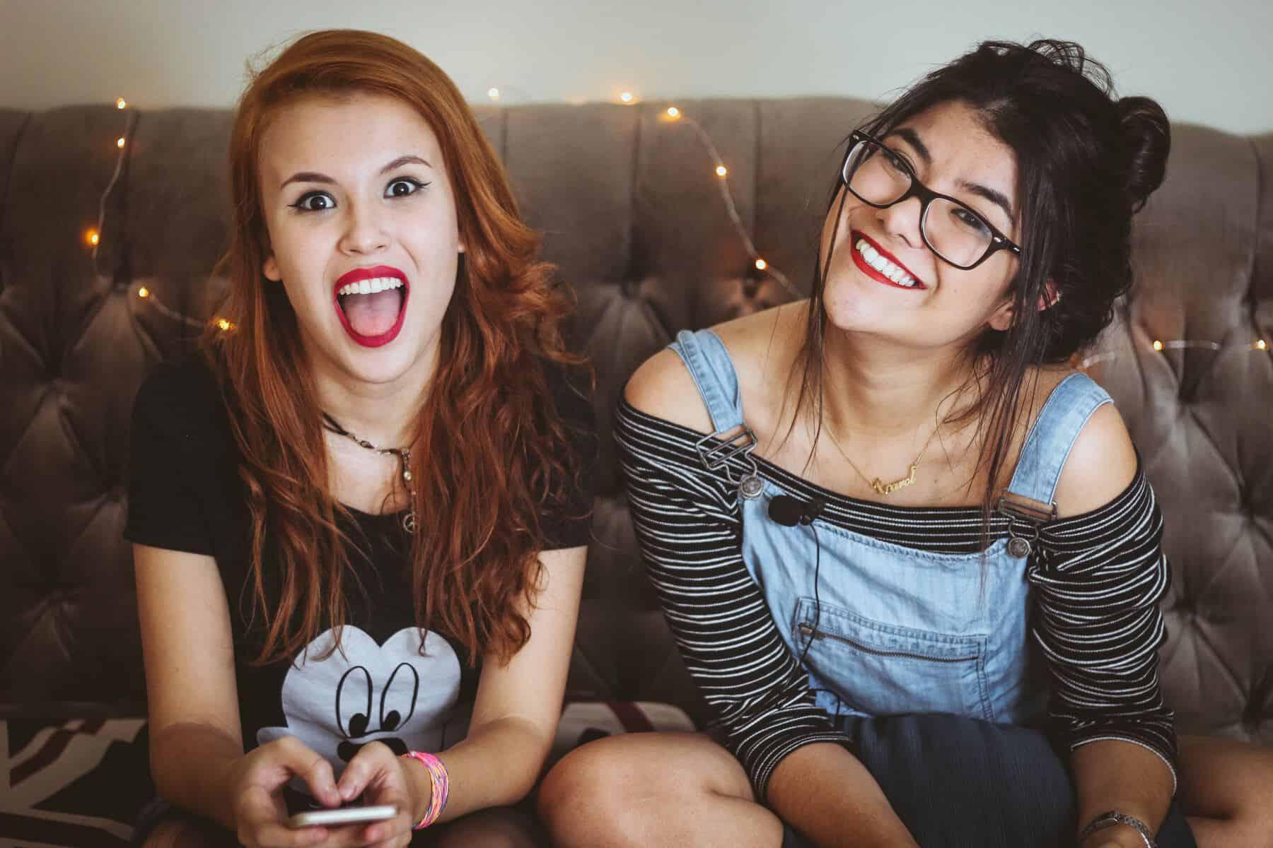 teenager's den