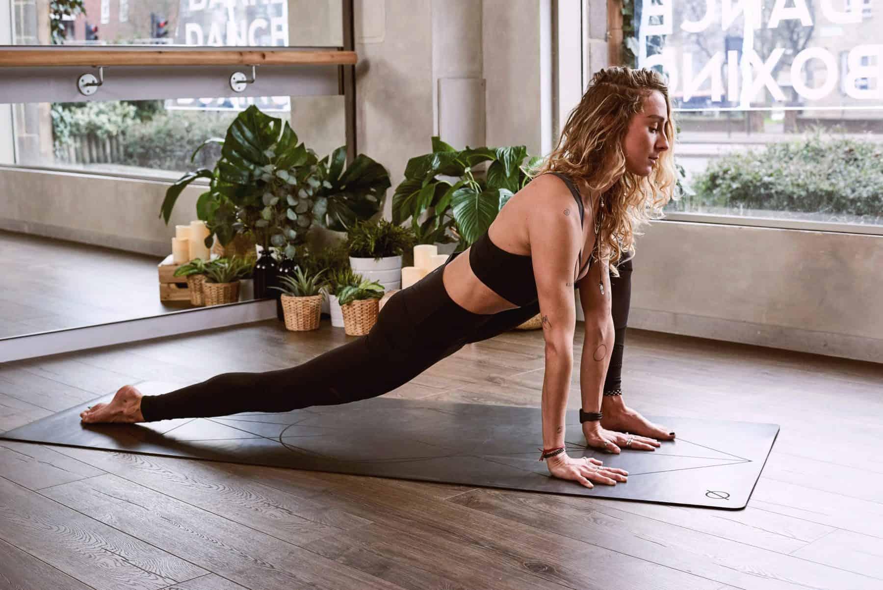 Turn Your Garden Room Into A Relaxing Outdoor Home Yoga Studio