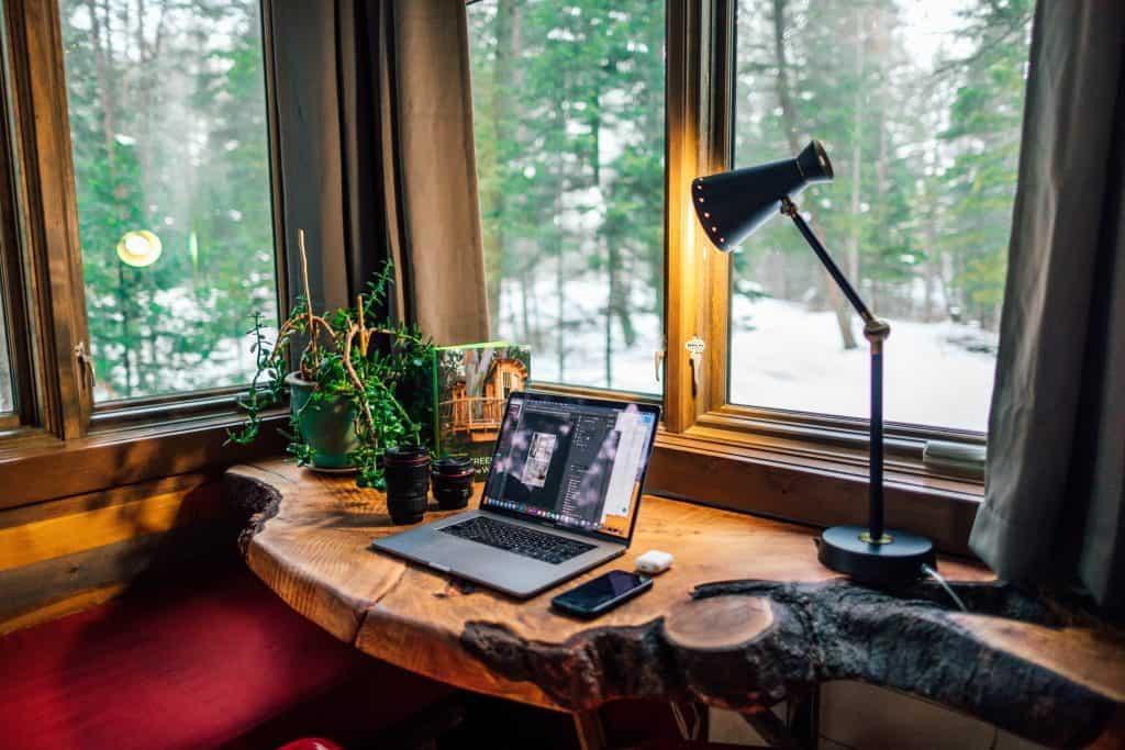 Luxe garden rooms  log cabin