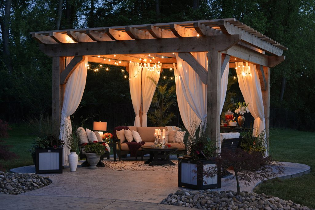 Bespoke Outdoor Spaces for Creative Homeowners