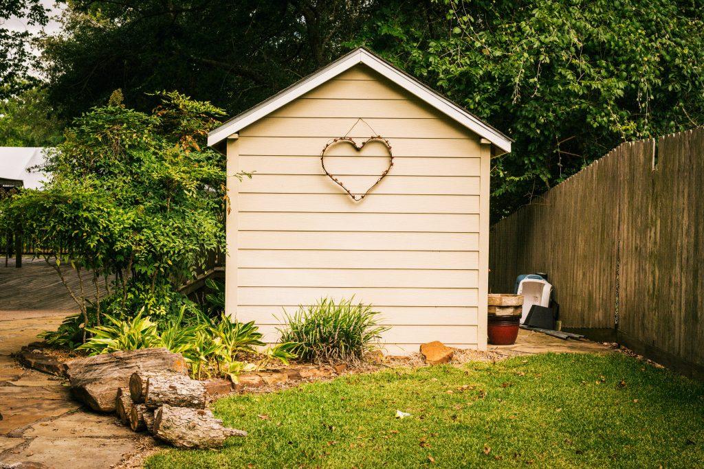 cheap garden office ideas
