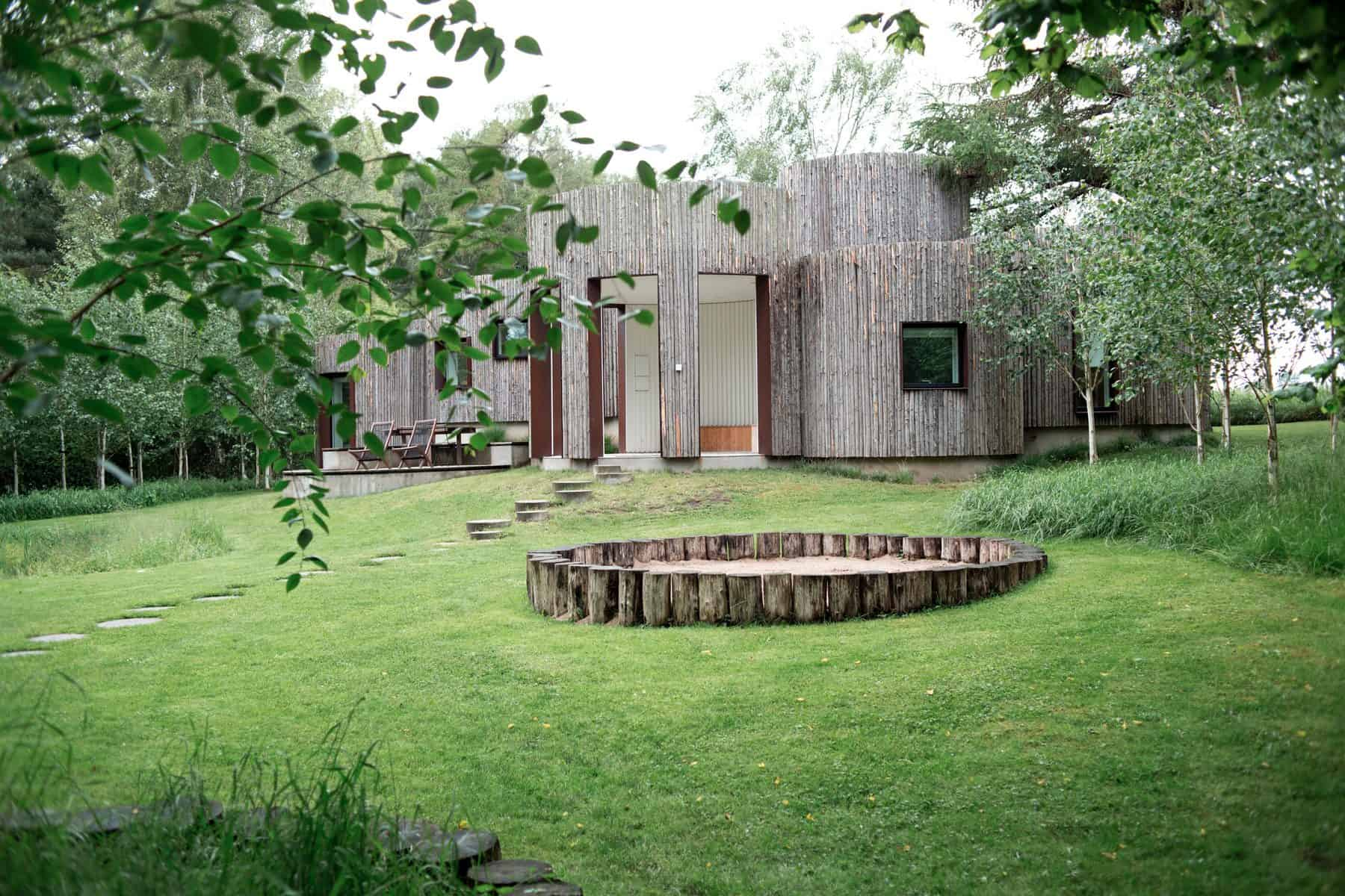 Quirky Summer Houses