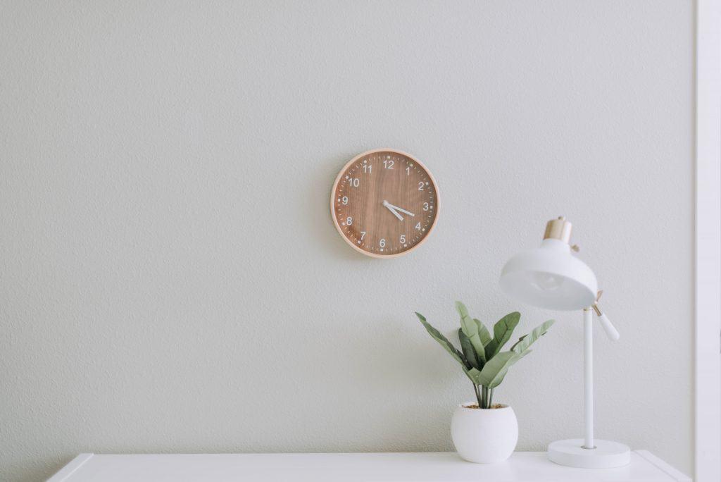 minimalist office cabin