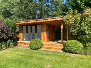garden office pod 3